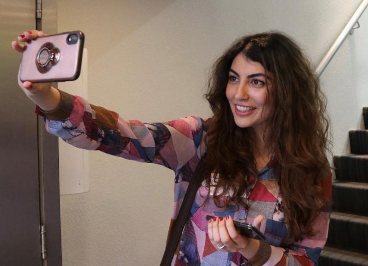 De opmerkelijke successen van vloggende recruiter Gözde Yilmaz